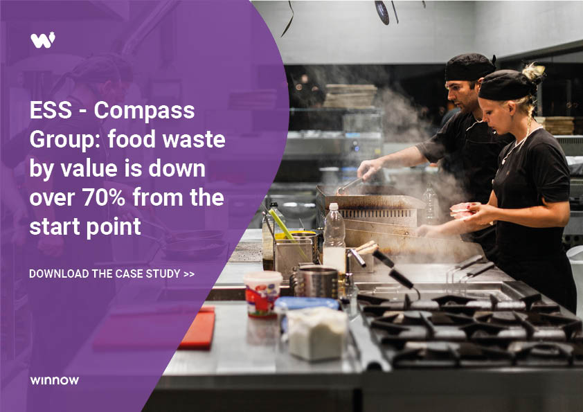 ESS cut food waste by over 70%