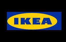 IKEA Logo landing page