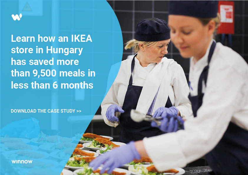 IKEA Hungary saves 9,500 meals in 6 months
