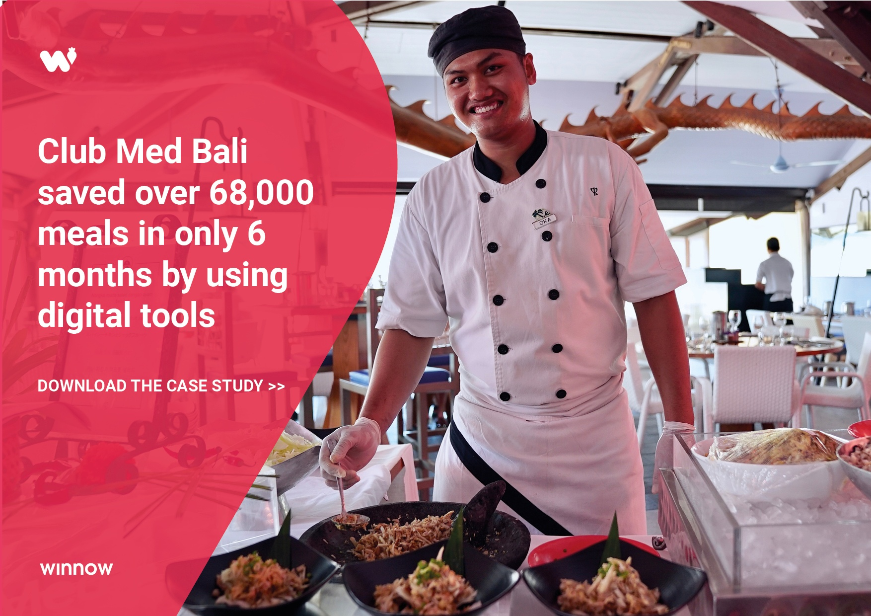Club Med Bali case study