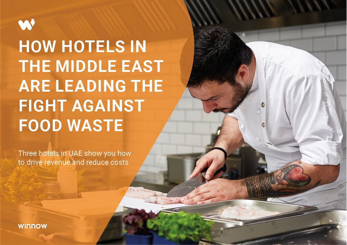 hotels in the UAE reduce food waste and become sustainable