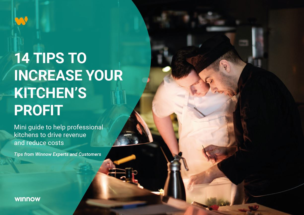 14 Tips to increase your kitchen's profit